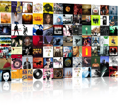Last.fm Wallpaper