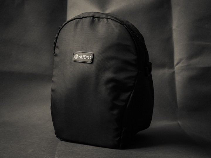 Vaudio Headphone Bag