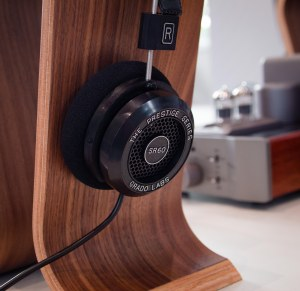 Grado SR60i & the Fosgate Signature Headphone amp