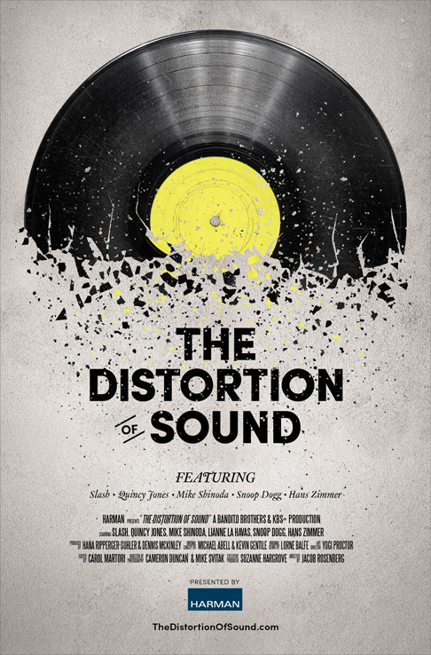 The Distortion of Sound