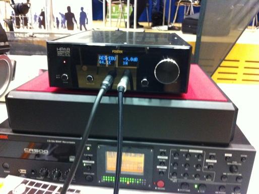 Fostex HP A8 Amp/DAC